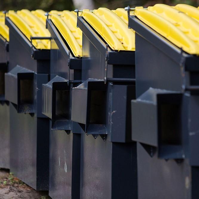 Commercial Dumpster Rentals